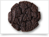 2 Dark Chocolate Brownie Cookies image