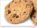 4 Chocolate Chip Cookies image
