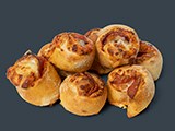 Pepperoni Dough Swirls image