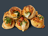 Jalapeño & Cheese Dough Swirls image
